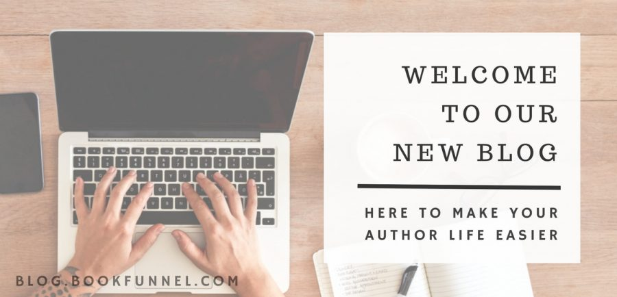 Welcome to the BookFunnel Blog