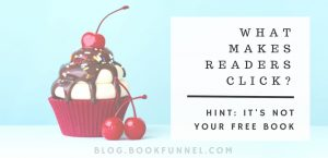 What Makes Reader Click Blog Post by BookFunnel