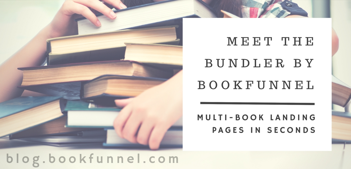 Announcing The BookFunnel Bundler