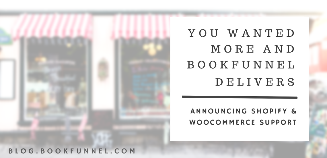 You wanted more, and BookFunnel delivers