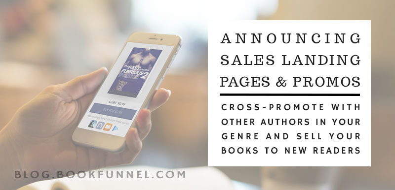 Announcing Sales Landing Pages and Promos