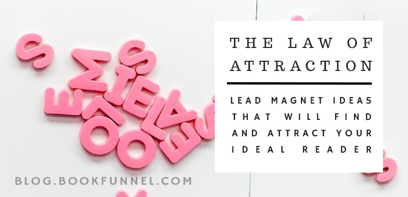 Law of Attraction: Lead Magnet Ideas