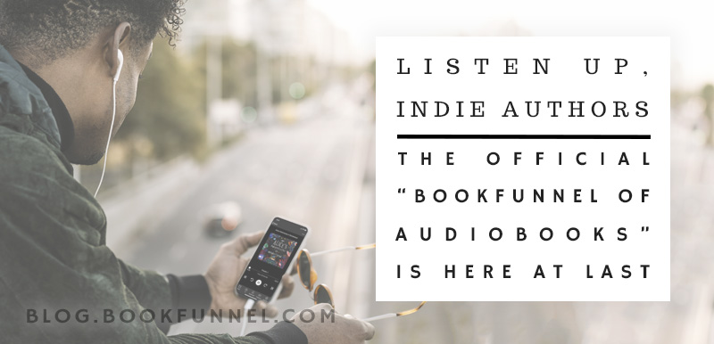 The BookFunnel of Audiobooks