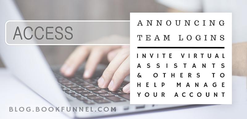 Announcing Team Logins